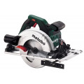 Пила циркулярная Metabo KS 55 FS (600955500)  1200Вт 5600об/мин 160x20мм макс.пропил 55мм в кейсе