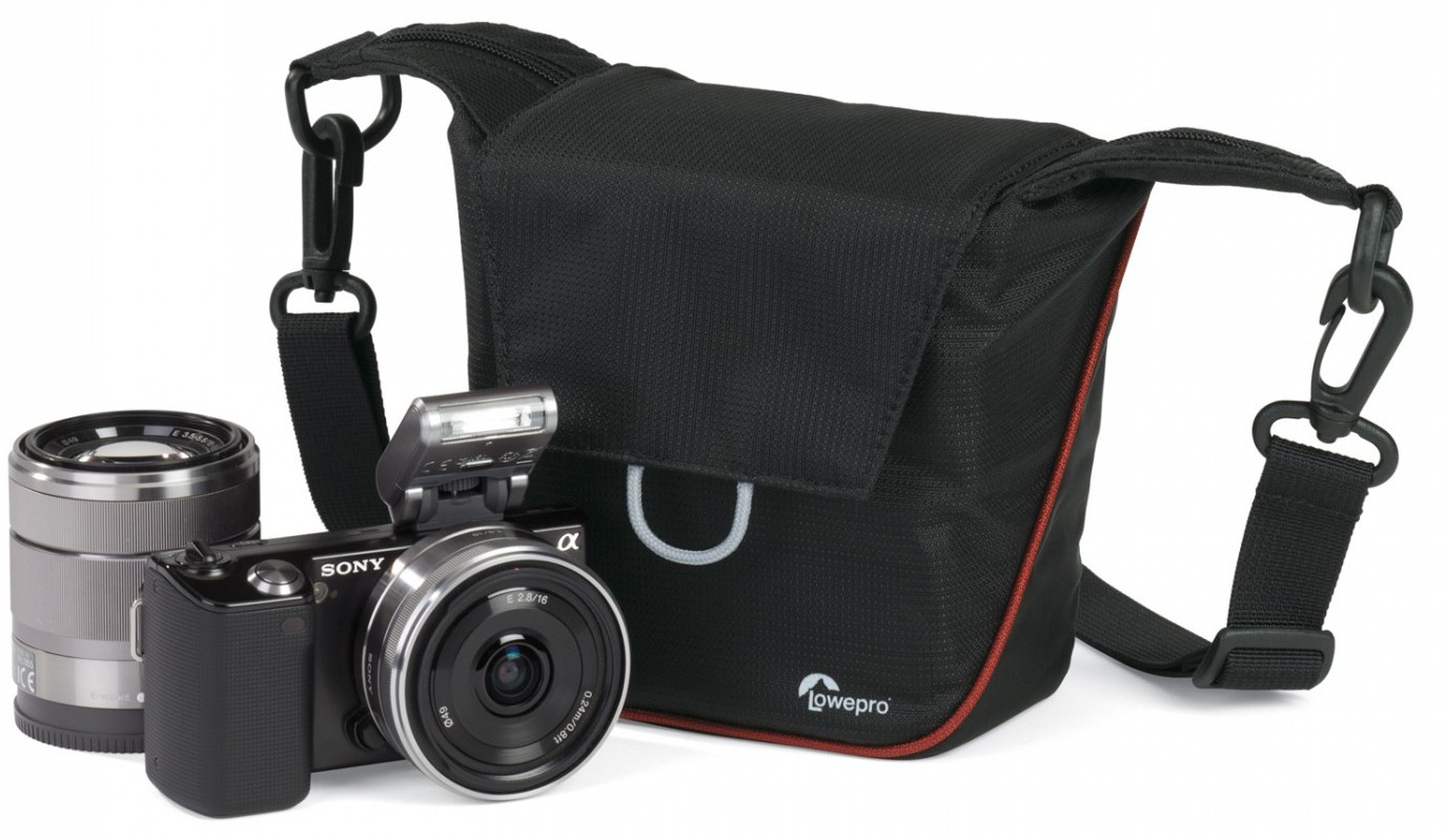 фотосумка Lowepro Compact Courier 80 черный