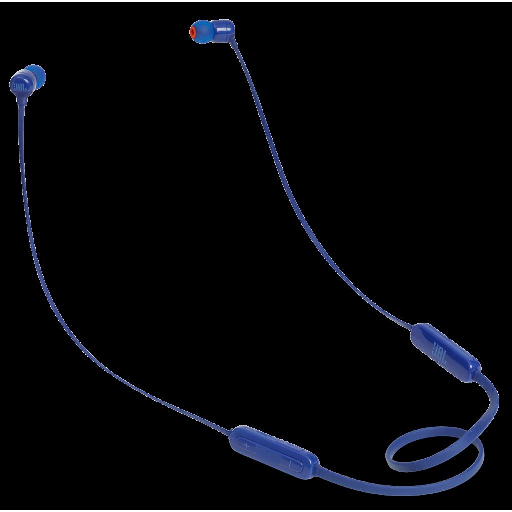 Наушники JBL T110BT, синий