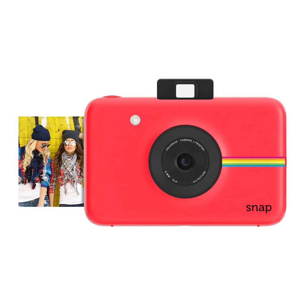 Моментальная фотокамера Polaroid Snap, красная