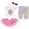 BABY born Одежда для прогулки для куклы 43 см Zapf Creation 822-241