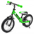 Small Rider Roadster AIR - детский беговел зеленый