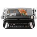 Электрогриль Redmond SteakMaster RGM-M807 2100Вт черный/серебристый