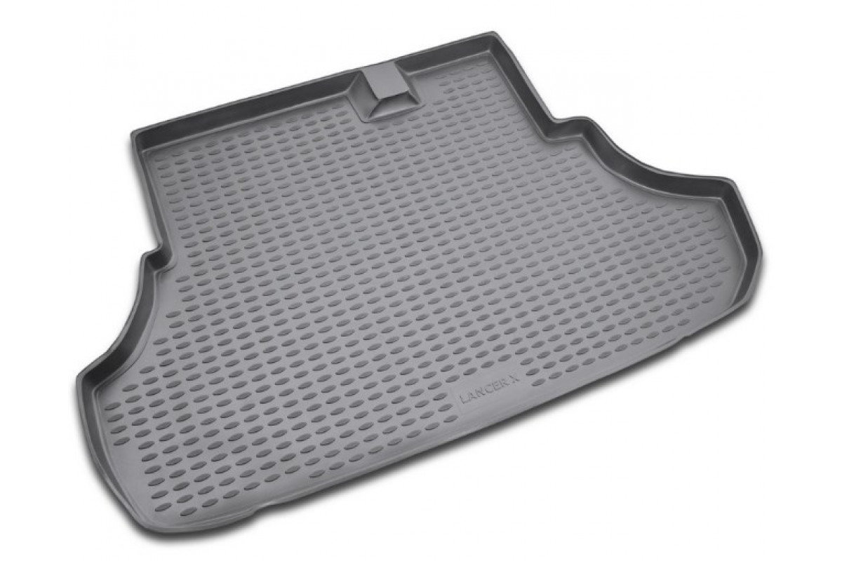 Коврик в багажник Element для MITSUBISHI Lancer X 03/2010->, сед. (полиуретан), NLC.35.27.B10