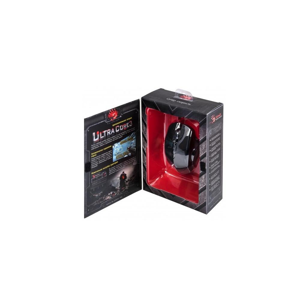 Мышь A4 Bloody V7M71 черный оптическая (3200dpi) USB игровая (8but)