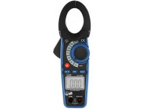 Клещи токоизмерительные CEM DT-3340  профессиональные, с функциями мультиметра