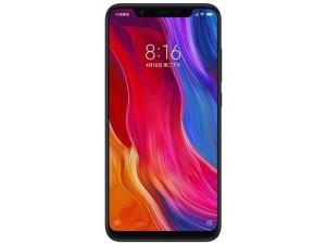 Смартфон Xiaomi Mi8 6/128Gb Black уценка 7559