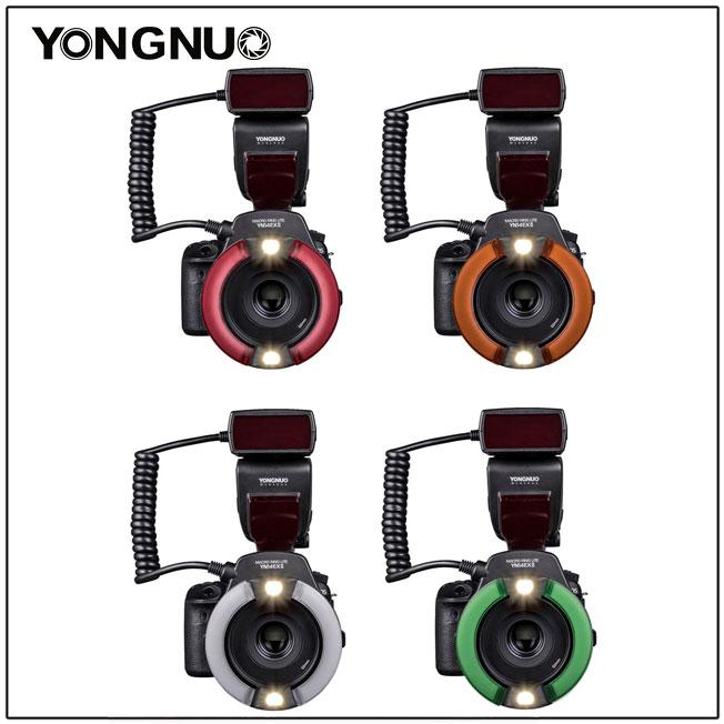 Фотовспышка Yongnuo YN-14EX II Macro TTL для Canon Уценка 2605