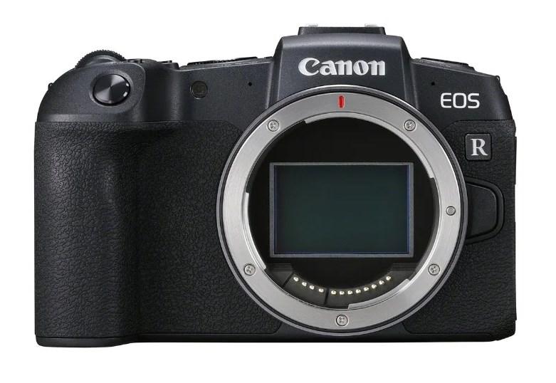 Беззеркальный фотоаппарат Canon EOS RP Body