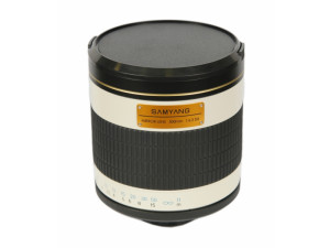 Samyang 500mm f/6.3 MC IF Mirror T-mount