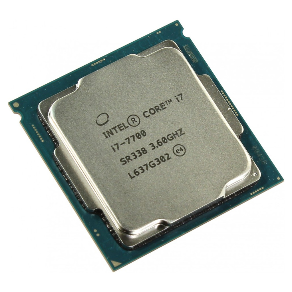 Процессор Intel Original Core i7 7700 Soc-1151 (CM8067702868314S R338) (3.6GHz/Intel HD Graphics 630) OEM