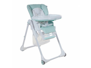 Pituso Elcanto - стульчик для кормления Eco кожа кожа Лазурный