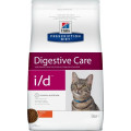 Корм для кошек при проблемах с ЖКТ Hill's Prescription Diet I/D, курица, 5 кг