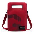 Сумка универсальная G-Cube GPG-10R, размеры 23.8 x 34.5 x 6 cм,полиэстер, красный, наплечный ремень,