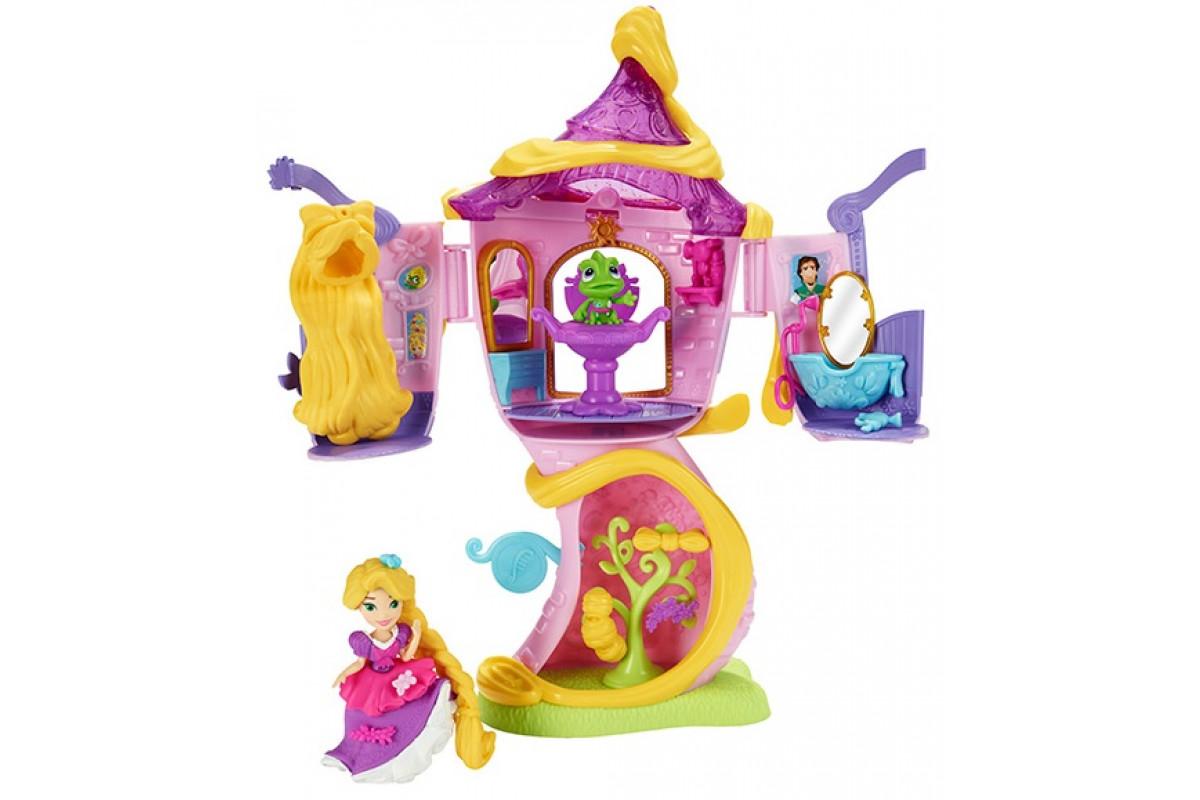 Disney Princess башня Рапунцель игровой набор Hasbro B5837