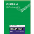 "Фотопленка Fujifilm Сhrome PROVIA 100F 4x5 "" 20 листов"