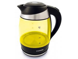 Чайник Starwind SKG2215 желтый/черный