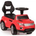 Happy Baby Машина-каталка Jeeppy красный