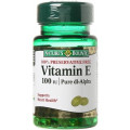 Витамин Е Nature's Bounty капсулы 100МЕ №100