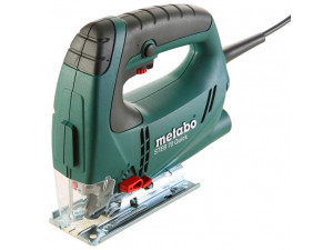 Лобзик Metabo STEB 70 Quick (601040500)  570Вт 3300ход/мин 70мм-дер 6мм-мет маятниковый в кейсе
