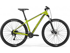 "Велосипед Merida Big Seven 200 Clossy Olive (Green/Black) 2019 M(17"")(90682)"