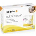 Пакеты для стерилизации в микроволновой печи Medela Quick Clean 5шт. 0080065)