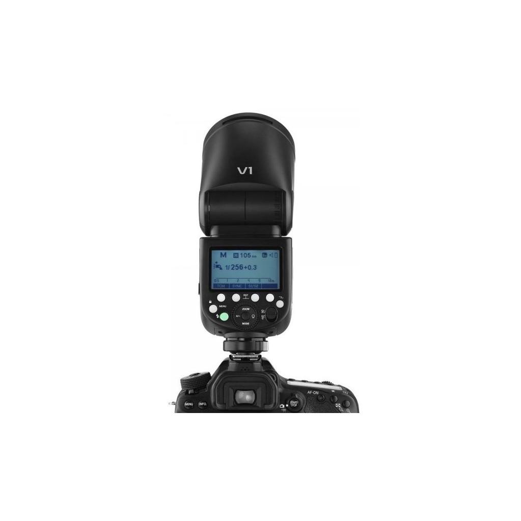Фотовспышка Godox V1 для Nikon TTL