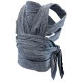 Переноска-кенгуру Chicco Boppy ComfyFit grey (серый)