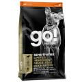 Корм для щенков и собак с чувствительным пищеварением беззерновой GO! SENSITIVITIESLimited Ingredient Grain FreeDuck Recipe DF, свежая утка, 2,72 кг