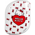 Расческа Tangle Teezer Compact Styler Hello Kitty Dancing Bows, белый/красный