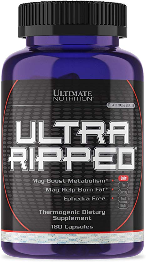 Ultra Ripped 180 капсул