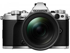 Фотоаппарат Olympus OM-D E-M5 II Kit 12-40mm, серебро