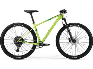 "Велосипед Merida Big Nine 4000 SilkGreen (DarkGreen) 2019 XL(21"")(89942)"