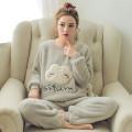 Пижама FunFur Облако Серый L