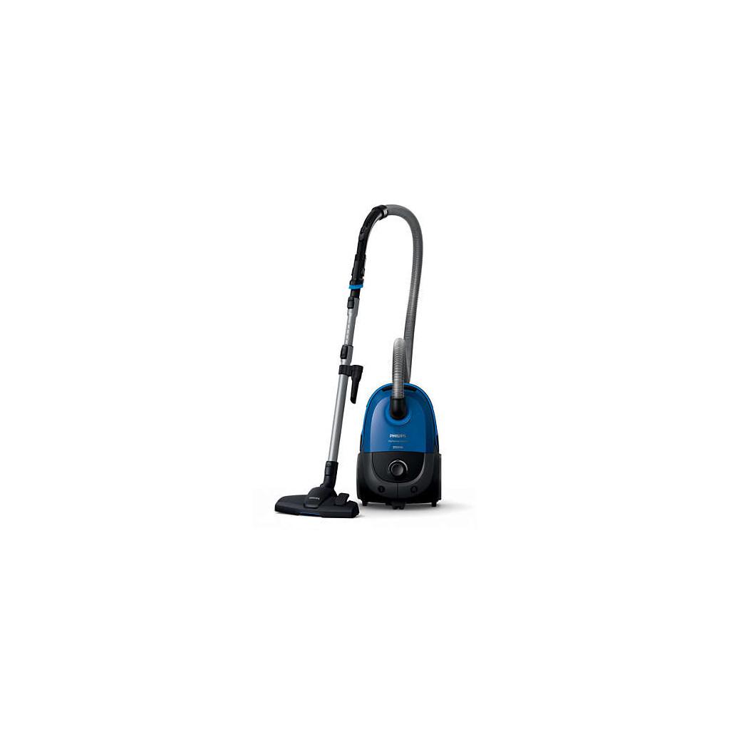 Пылесос Philips Performer Active FC8588/01 2100Вт синий/черный