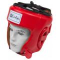 Шлем боксерский тренировочный Indigo PS-827 Красный XL
