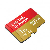 Самая быстрая в мире microSDXC карта емкостью 1ТБ поступила в продажу за 450 долларов