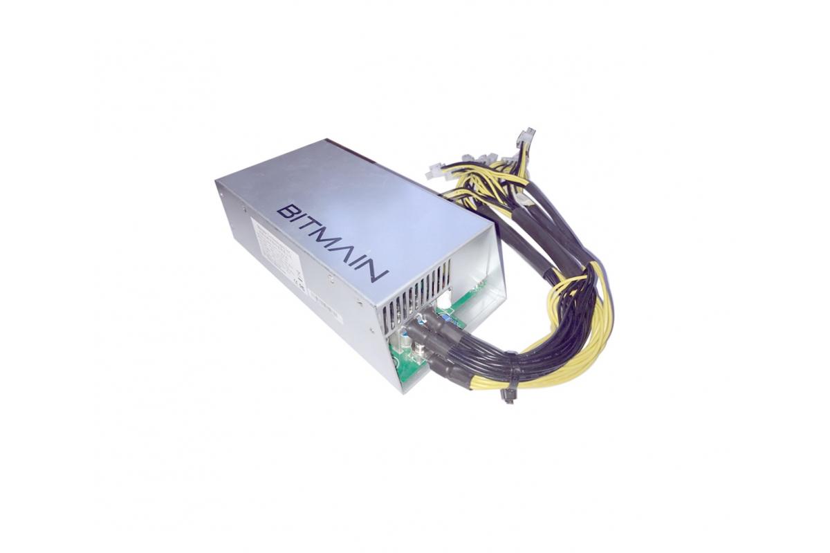 Блок питания Bitmain APW3++ 1600W 220-240V