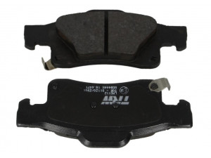 Колодки тормозные задние TRW  GDB4448 для JEEP Grand Cherokee IV 2010->