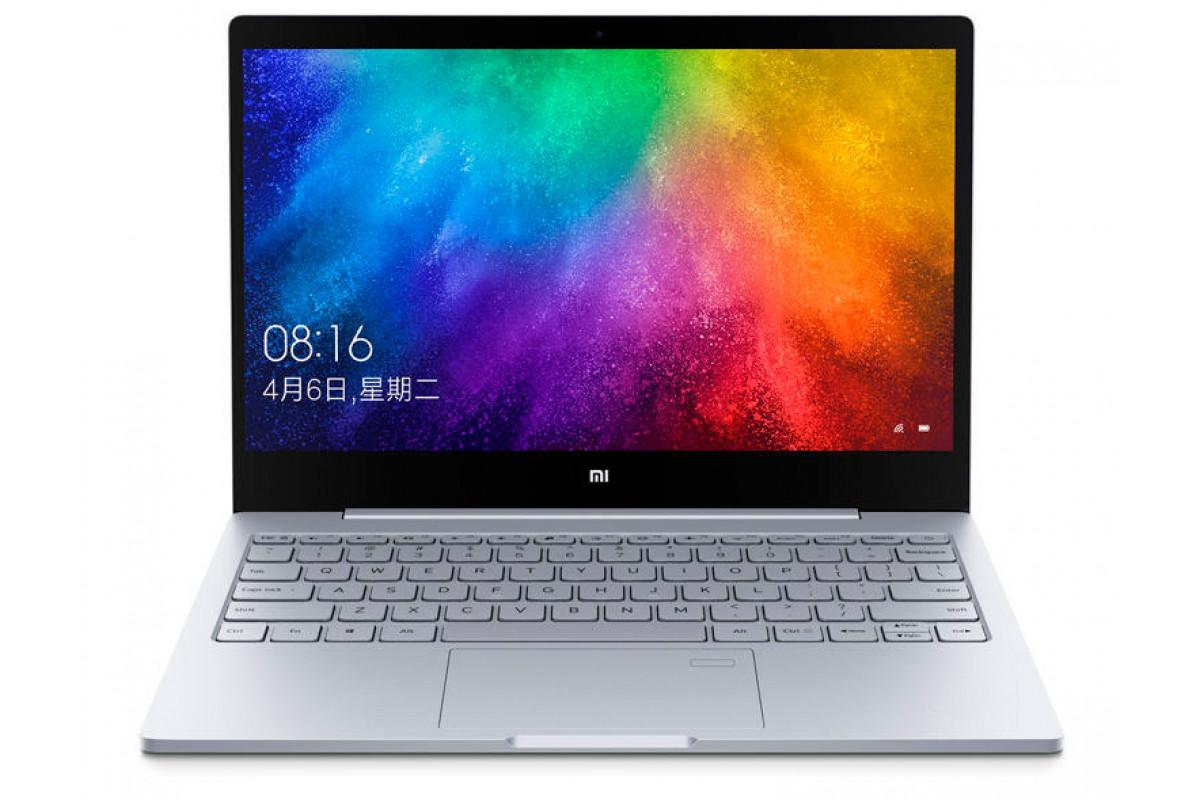 "Ноутбук Xiaomi Mi Notebook Air 13.3"" 2017 Fingerprint (Intel Core i5 7200U 2500 MHz/1920x1080/8Gb/256Gb SSD/NVIDIA GeForce MX150/Win10 HomeRUS) Silver"