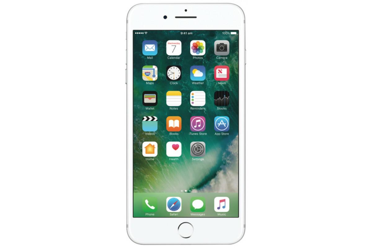 Смартфон Apple iPhone 7 Plus 32 GB Silver A1784