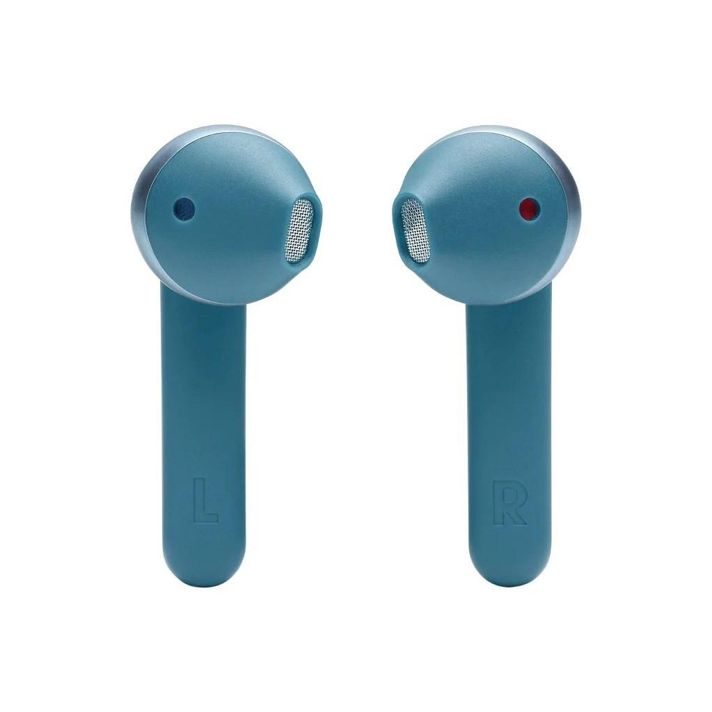 Наушники JBL T220TWS, синий
