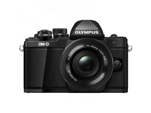 Фотоаппарат Olympus OM-D E-M10 II kit 14-42 EZmm f/3.5-5.6, черный (