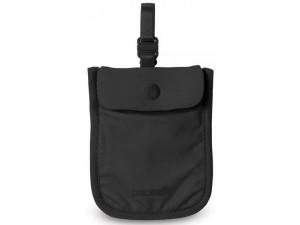 Кошелек потайной нательный Pacsafe Coversafe S25, Черный, 10121100