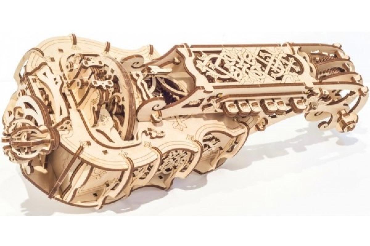Ugears ХардиГарди - механический деревянный конструктор
