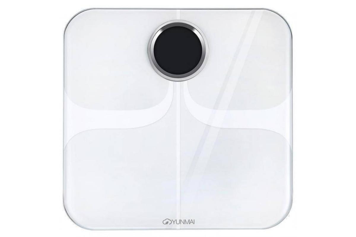 Умные весы YUNMAI premium, M1301-WH, белые