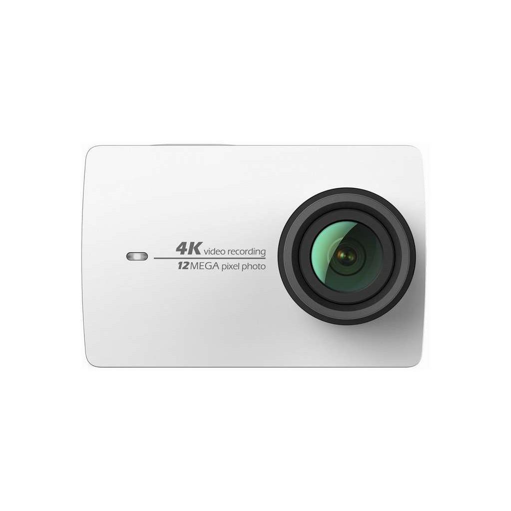 Экшн камера YI 4K, белая