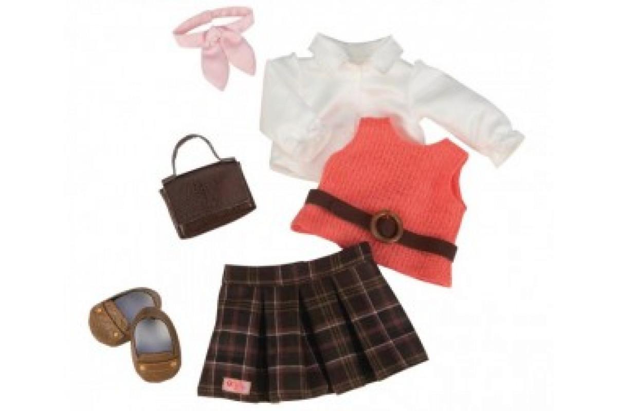 Our Generation Комплект одежды ДеЛюкс для девушки-студентки