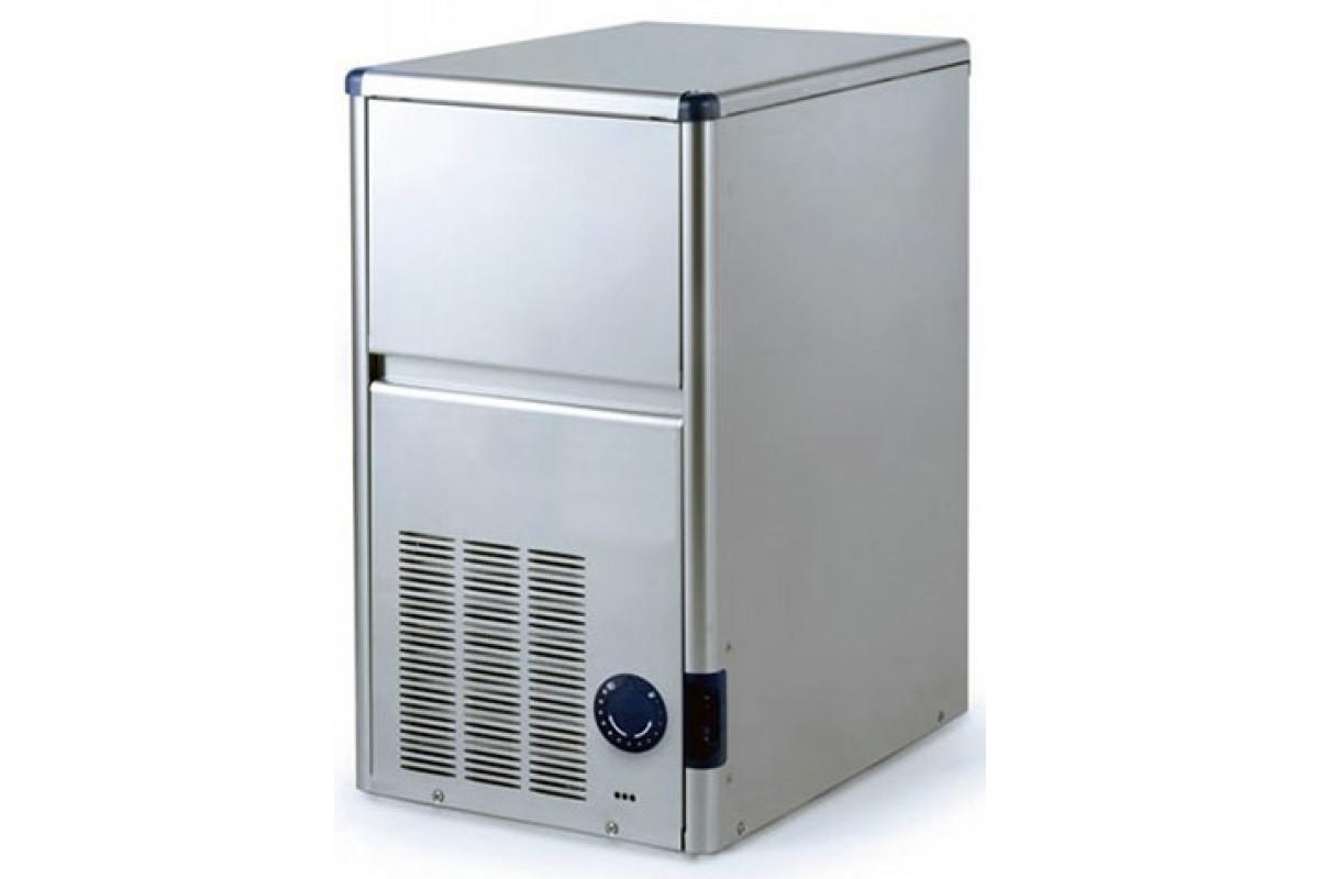 Льдогенератор кускового льда (пальчики) GEMLUX GM-IM18SDE WS