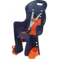 Велокресло детское Polisport Boodie RMS Blue/Orange